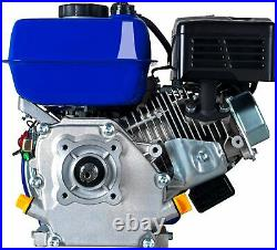 DuroMax XP7HP 7 HP, 3/4'' Shaft, Gas Powered Recoil Start Engine