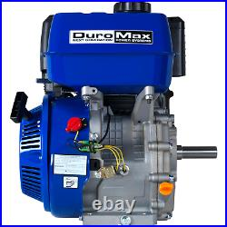 Duromax XP16HP 16 HP 1in Shaft Gas Powered Recoil Start Engine
