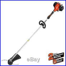 ECHO 25.4cc 2 Stroke Cycle Gas Engine Straight Shaft Torque Trimmer Larger Tank