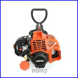 Echo String Trimmer Curved Shaft Gas Engine Lightweight 2 Stroke Cycle 21.2 cc
