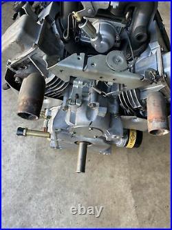 Engine Briggs and Stratton 24hp 445777 0168E1 Vertical Shaft 1