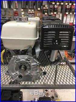 Engine GX390 HONDA HORIZONTAL SHAFT BRAND NEW 13HP