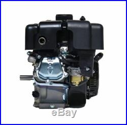 Equipment Engine, 7 HP 3/4 in. 4-Cycle Horizontal Shaft Recoil Start Gas Engine