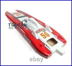 G30E ARTR FiberGlass Gas 30CC Engine RC Racing Boat Model Flameout Shaft System
