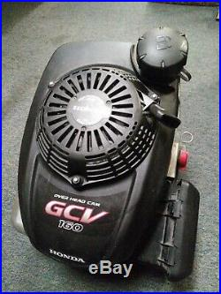 GCV 160 Honda 5.5hp Over Head Cam Motor lawn mower engine 7/8 shaft