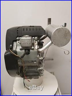GX620-VXE8 20HP Honda V-Twin Engine Electric Start Horizontal Tapered Shaft