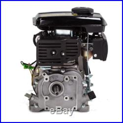 Gas Engine Horizontal Shaft OHV Recoil Start Adjustable Agricultural Equipment