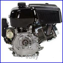 Gas Gasoline Engine Electric Start Horizontal Keyway Shaft LIFAN 13HP 389cc OHV