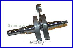 Gas Motor Engine Crank Shaft Parts For STIHL 038 MS380 MS381 Chainsaws