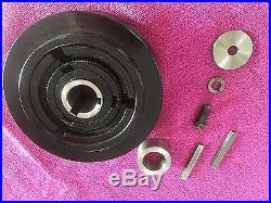 Gas engine clutch Kit fits 16 to 25 HP Engines with 1 inch shaft