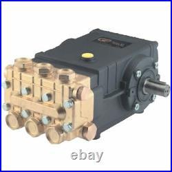 General Pump 47 Series 3500 PSI 4.0 GPM Solid Shaft Triplex Pressure Washer P