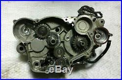 Genuine Gas Gas 400 Fse Engine / Gearbox / Crank Shaft / Mfs400110001