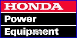 HONDA GX100UQA2 98cc GX100 Series Engine OHV 2.8 HP With Straight Keyed Shaft 3/