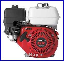 HONDA GX160TX2 Gas Engine, 3600 rpm, Horizontal Shaft