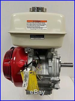 Honda 13HP GX390 Engine 1 Horizontal Shaft Recoil Start With Low Oil Shutdown