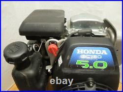 Honda GC160 Engine Horizontal Shaft Excellent Condition! GCAHA 2149786