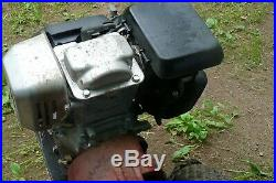 Honda GC160 Horizontal Shaft 5.0hp Motor Engine Starts & Runs Great