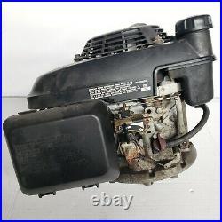 Honda GCV160 5.5 HP Vertical Shaft Engine Needs Carburetor work Pressure Washer