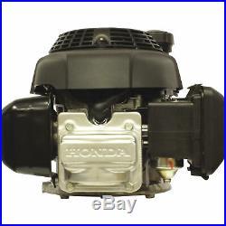 Honda GCV Series Vertical Engine 160cc, 25mm x 3.36in. Shaft