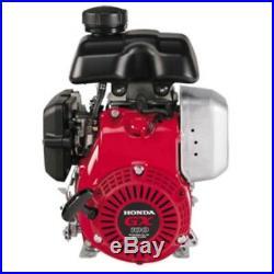 Honda GX100UQA2 98cc GX100 Series OHV 2.8 HP Engine With Straight Keyed Shaft 3/