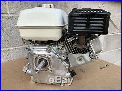 Honda GX160 withpull start and low oil shutoff 3/4 Shaft