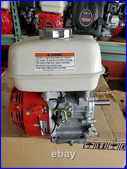 Honda GX200 6.5HP Honda Horizontal Shaft Engine 3/4 X 2-7/16 LOS