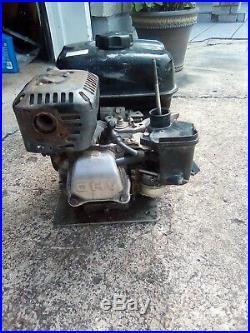 Honda GX200 Horizontal Shaft Gas Engine 3/4 6.5hp OHV