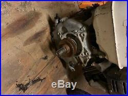 Honda GX240 8HP ENGINE horizontal output shaft