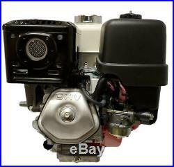 Honda GX270 9HP Honda Horizontal Shaft Engine Tapered For Generators Fuel Tank