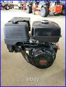Honda GX390 13HP Black Honda Horizontal Shaft Engine 1