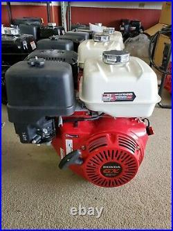 Honda GX390 Red 13HP Honda Horizontal Shaft Engine 1 Shaft