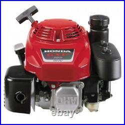 Honda GXV160UH2A12 160cc 4.3-Hp Straight Shaft Vertical OHV Gas Powered Engine