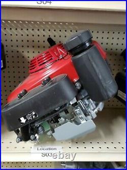Honda GXV160-GJABH 5.5HP Honda Vert Shaft Engine Stepped 1 to 7/8 3-1/4 L