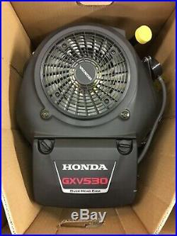 Honda GXV530 EXA2 Engine New Old Stock Shaft Size 1 Inch