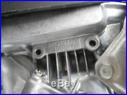Honda Gc160 5.0 Horizontal Ohv Commercial Engine 160cc 3/4 X 2 7/16 Shaft Bla