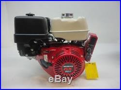 Honda Gx390 Electric Start Gas Engine 1 Shaft 11.7hp Gx390ut2qae2 For Repair