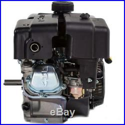 Horizontal Keyway Shaft Gas Engine LIFAN 3/4 inch 6.5 HP OHV Electric Start NEW