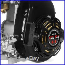 Horizontal Shaft Gas Engine 79.5cc OHV Mini Bike 4-Stroke 2.5HP Motor EPA