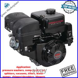 Horizontal Shaft Gas Engine EPA OHV 420cc Replacement For 13 HP Gasoline Engines