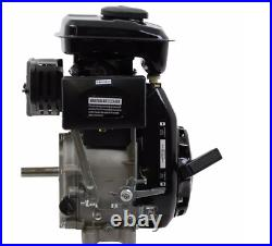 Horizontal Shaft Gas Engine LIFAN 5/8 in. 3 HP 79cc OHV Recoil Start Quieter