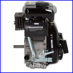 Horizontal Shaft Gas Engine LIFAN 5/8 in. 3 HP 97.7 cc OHV Recoil Start Quieter