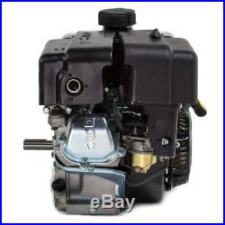Horizontal Shaft Gas Engine Recoil Start 61 Gear Reduction