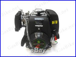 HuaSheng 49cc with 5/8 Straight Shaft Engine Only (4-stroke) For Gas Motorized