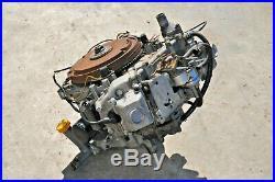 John Deere 345 Complete Engine Kawasaki FD590V 18HP Vertical Shaft