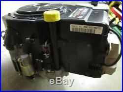 John Deere LX173 15HP Kohler Command Vertical Shaft Motor