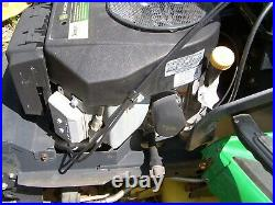 John Deere X300 Complete Engine motor Kawasaki 17HP FH491V Vertical Shaft X304
