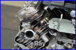 John Deere X300 Engine Kawasaki FH491V X304 Vertical Shaft HOURS, OIL LEAK