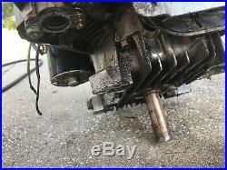 John Deere X300, X304 17HP Kawasaki FH491V V-Twin Vertical Shaft Motor Engine