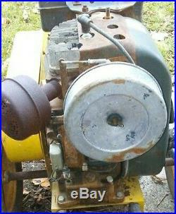 K241T Kohler 10 horsepower Horizontal shaft gas Engine
