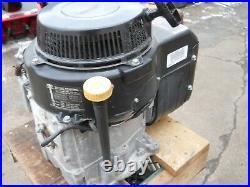 KAWASAKI FB460V, 12.5hp ENGINE, VERTICAL SHAFT, RECOIL START